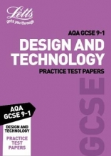 Letts GCSE Grade 9-1 GCSE Design and Technology AQA Practice Test Papers