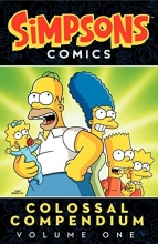 Groening, Matt Simpsons Comics Colossal Compendium 1