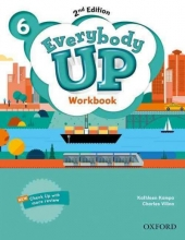 Jackson, Patrick Everybody Up: Level 6. Workbook