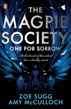 Zoe McCulloch  Amy    Sugg, The Magpie Society: One for Sorrow