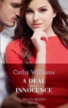 Williams, Cathy Deal For Her Innocence