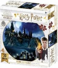 , Puzzel 3d image - kasteel hogwarts - 500 stuks