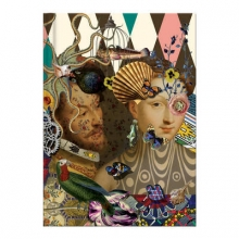 Christian,Lacroix Curiosities B5 Hardcover Journal