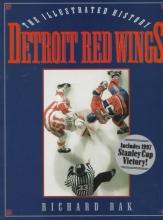 Richard Bak Detroit Red Wings