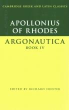 Apollonius of Rhodius Argonautica Book IV