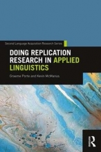 Graeme Porte,   Kevin McManus Doing Replication Research in Applied Linguistics