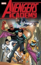 Christos Gage,   Jim McCann,   Sean Chen Avengers Academy: The Complete Collection Vol. 2