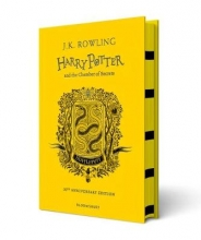 Rowling, J.K. Harry Potter and the Chamber of Secrets - Hufflepuff Edition