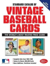 Sports Collectors Digest Standard Catalog of Vintage Baseball Cards