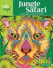 Van Dam, Angelea Hello Angel Jungle Safari Coloring Collection