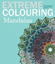 Beverley Lawson Extreme Colouring: Mandalas
