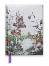 Fairy Story by Jean and Ron Henry Foiled Journal