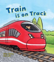 Bently, Peter Busy Wheels: Train is on the Track