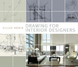 Ronin, Gilles Drawing for Interior Designers
