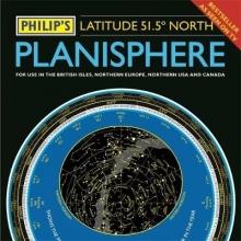 Philip`s Maps Philip`s Planisphere (Latitude 51.5 North)