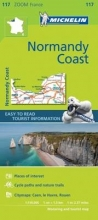 Michelin Normandy Coast - Zoom Map 117