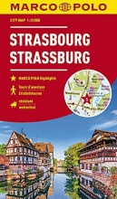 , MARCO POLO Cityplan Straßburg 1:12 000