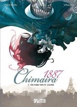 Arleston, Christophe Chimaira 1887 Band 03. Die Furie von St. Lazare