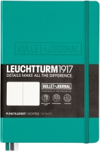 Lt355280 Leuchtturm notitieboek medium bullet journal turqouise