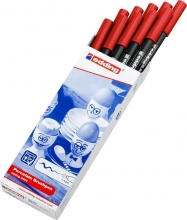 4-4200002 , Edding porseleinstift 4200 rood 2