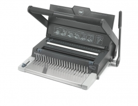 , Inbindmachine GBC Multibind 420 21-gaats