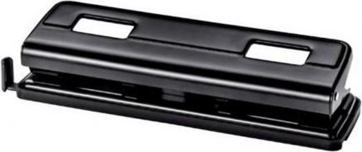 , Perforator Quantore luxe 4-gaats 10 vel met aanleg