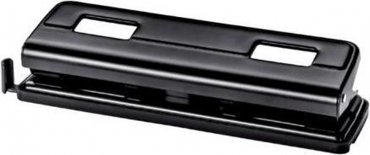 , Perforator 4 gats zwart