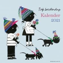 , Fiep Westendorp maandkalender 2021