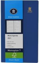 , Zakagenda  2021 memoplan 7 90x151