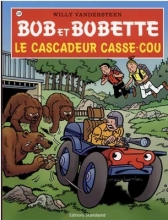 Willy  Vandersteen Bob et Bobette 249 Le Cascadeur Casse-cou
