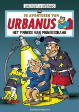 W.  Linthout,   Urbanus Urbanus 146 Het pinneke van pinnekeshaar