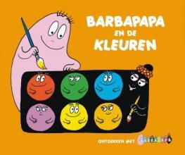 Tison, Annette Barbapapa en de kleuren