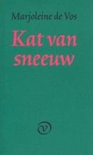 M. de Vos Kat van sneeuw