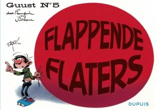 Franquin,,André/ Jidehem Guust Flater Facsimile Hc05