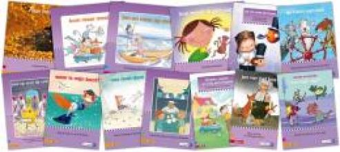 , Pakket leesboeken kim-versie kern 5 (13 titels)