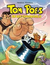 Marten  Toonder Tom Poes en het toverboekje