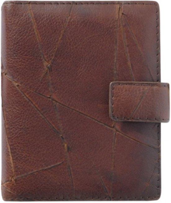 Pe326sc01,Succes omslag a5 scratch bruin 30 mm