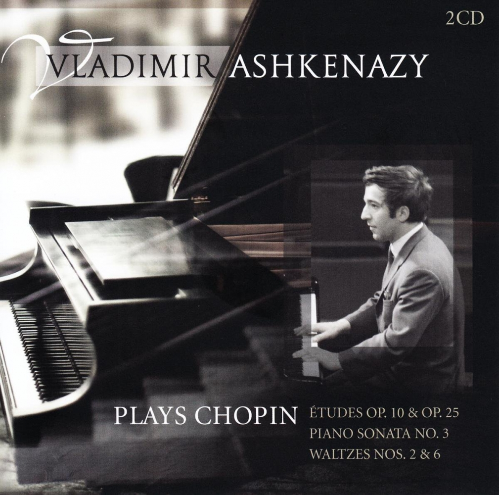 2cd,Cd chopin - ashkenazy plays chopin