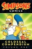 Groening, Matt, Simpsons Comics Colossal Compendium