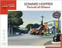, Edward Hopper Portrait of Orleans 1000-Piece Jigsaw Puzzle