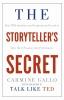 C. Gallo, Storyteller's Secret