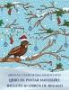 Garcia Santiago, Libros de colorear para adolescentes (Libro de pintar navideno)