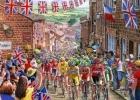 <b>Gib-G6205</b>,Gibsons Puzzel Le Tour De Yorkshire - Steve Crisp 1000