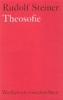 Rudolf Steiner, Theosofie