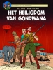 <b>A. Juillard</b>,Het heiligdom van Gondwana