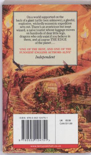 Terry Pratchett,Colour of Magic, The