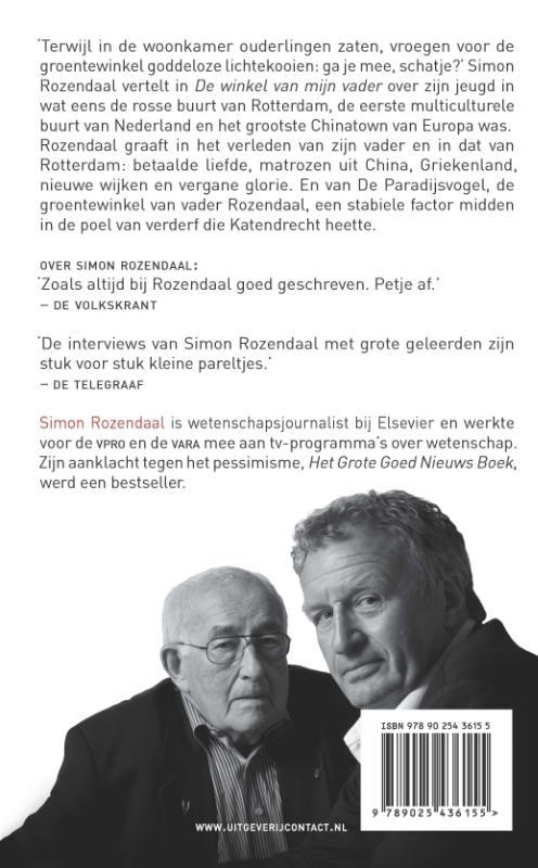 Simon Roozendaal,De winkel van mijn vader