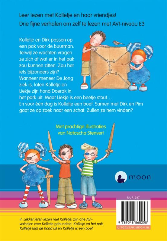 Pieter Feller,Lekker leren lezen met Kolletje!