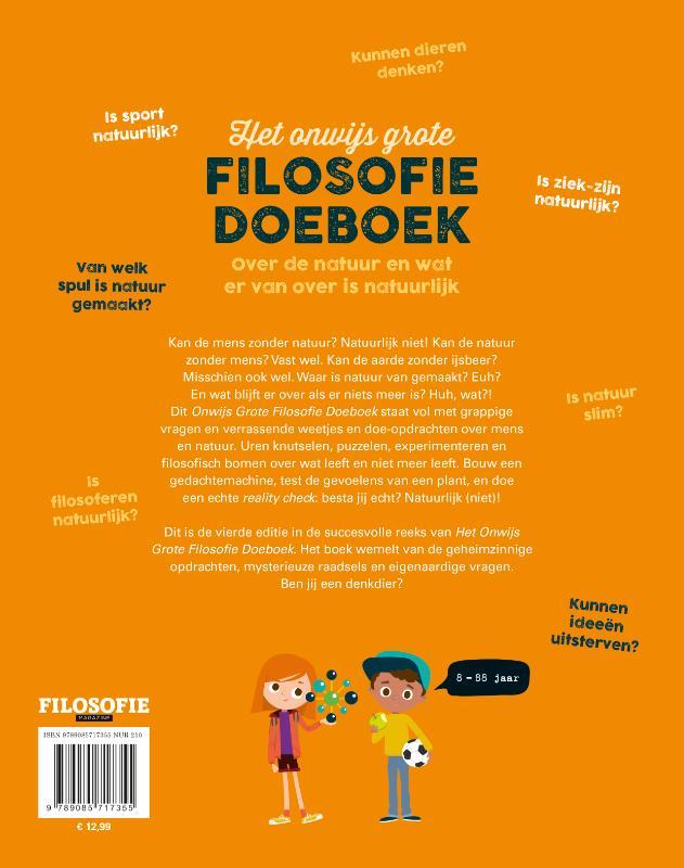 Sabine Wassenberg, (red.),Het Onwijs Grote Filosofie Doeboek