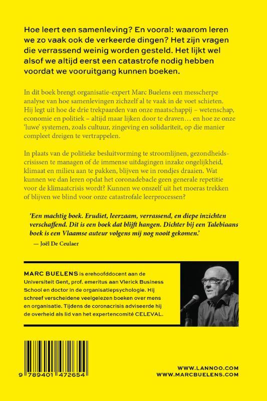 Marc Buelens,De verblinde samenleving